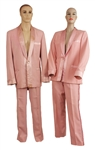 Paul & Linda McCartney Worn Custom Pink Tuxedos