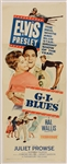 "Elvis Presley ""G.I. Blues"" Original Movie Poster"