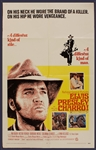 "Elvis Presley ""Charro"" Original Movie Poster"