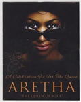 Aretha Franklin Original Funeral Program