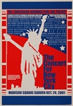 Concert For New York City  9/11 Featuring:  The Who, David Bowie, Paul McCartney, Mick Jagger, Keith Richards and More