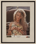 Taylor Swift Signed & Inscribed Photograph