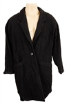 Michael Jackson Owned & Worn Rodier Black Jacket