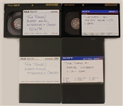 "Tina Turner ""Wildest Dreams Tour"" Original Unreleased Concert Video Tapes(2)"