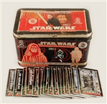 Michael Jacksons Star Wars: Return of the Jedi Series 3 Metallic Impressions Collector Cards