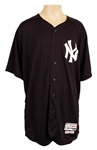 Aaron Judge NY Yankees 2016 Team Issued #99 Home BP Jersey