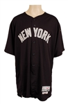 Aaron Judge NY Yankees 2016 Team Issued #99 Road BP Jersey