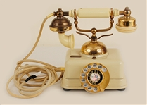 James Browns Personally Owned & Used Vintage-Style Rotary Telephone