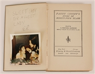 "Elvis Presley Signed & Inscribed Book ""Fanny Crosby's Story of Ninety-Four Years"""