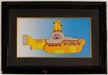 "Beatles ""Yellow Submarine"" Original Animation Cel Art"