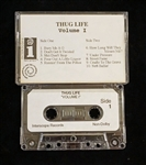 "Tupac Shakur ""Thug Life Volume I"" Unreleased Advance Cassette"