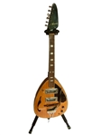 Paul McCartney Studio Used Vintage 1960s Teardrop Kawai Guitar