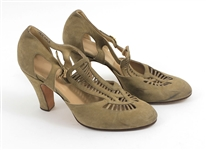 "Madonna ""Evita"" Film Worn Shoes"