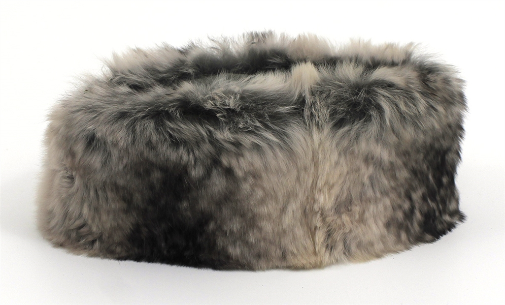 Jimi Hendrix Stage Worn Fur Armband from The Mike Quashie Jimi Hendrix Collection