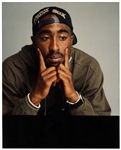 Tupac Shakur Personally Owned Poetic Justice Photograph