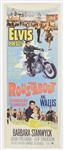 "Elvis Presley Original ""Roustabout"" U.S. Movie Insert Poster"