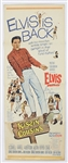 "Elvis Presley Original ""Kissin Cousins"" U.S. Movie Insert Poster"