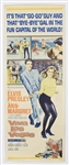 "Elvis Presley Original ""Viva Las Vegas"" U.S. Movie Insert Poster"