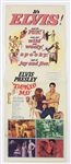 "Elvis Presley Original ""Tickle Me"" U.S. Movie Insert Poster"