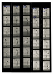 Madonna Original Earliest Known Nude Cecil Taylor Contact Sheets