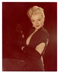 Marilyn Monroe Original 11 x 14 Promotional Photograph