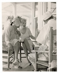 "Marilyn Monroe & Tony Curtis  ""Some Like It Hot"" Original 11 x 14 Movie Set Photograph"