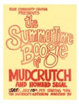 Mudcrutch (Tom Petty) Original 1971 Concert Handbill