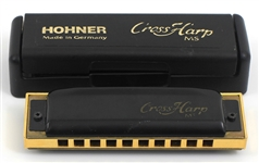 Ed Sheeran Owned and Used Harmonica