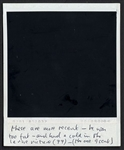 John Lennon's Hand Annotated Personal Polaroid Photograph Of His Son Sean