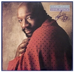 "Isaac Hayes Signed ""Love Attack"" Album"