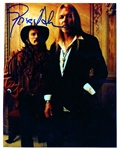 Gregg Allman and Dickey Betts Signed Photograph