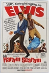 "Elvis Presley 27 x 41 Original ""Harum Scarum"" Movie Poster"