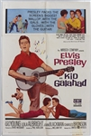 "Elvis Presley 27 x 39 Original ""Kid Galahad"" Movie Poster"