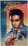 """The Elvis Presley Collection"" Original Promotional Poster (22 x 36)"