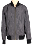 Justin Timberlake Owned & Worn Grey William Rast Jacket