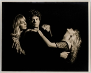 "Fleetwood Mac Original George Hurrell ""Mirage"" Album Cover Photographs from the Collection of Larry Vigon"