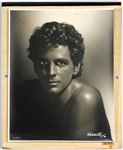 "Lindsey Buckingham ""Law and Order"" Original George Hurrell Signed and Stamped Alternate Album Cover Photograph from Vigons Personal Collection"