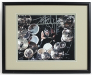 KISS Peter Criss Signed Photograph