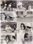Elvis Presley Collection of Black & White Reprint Photographs