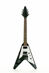 "Kirk Hammett Owned, Played & Signed Gibson Flying ""V"" Guitar"