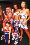 Spice Girl Mel B Pepsi Promotion and Interview Worn Custom Costume