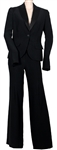 "Spice Girl Melanie C ""Headlines"" Promotion Worn Black Tuxedo"