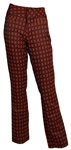 "Spice Girl Mel B ""Spice World: The Movie"" Promotion Worn Patterned Stage Trousers"