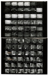 "Fleetwood Mac Original ""Live"" Album Cover Contact Sheets from the Collection of Larry Vigon"