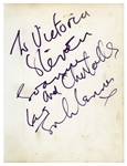 "John Lennon 1965 Signed and Inscribed ""A Spaniard in the Works"" First Edition Book Caiazzo Authenticated"