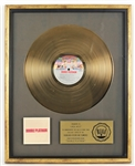 "KISS ""Double Platinum"" Original RIAA Gold Album Award"