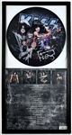 "KISS Signed ""Monster"" Picture Disc Album"