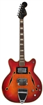 Duane Allman Owned and Played Fender Coronado II Guitar