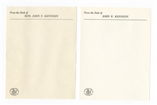 John F. Kennedy Original Senate Stationery