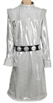 "Ace Frehley Signed Maria Contessa Custom ""Hotter Than Hell"" Silver  Costume"